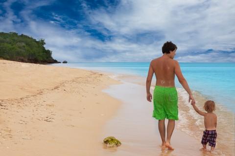 Figli e vacanze, teniamoli lontano dai litigi della separazione, doniamogli la serenità