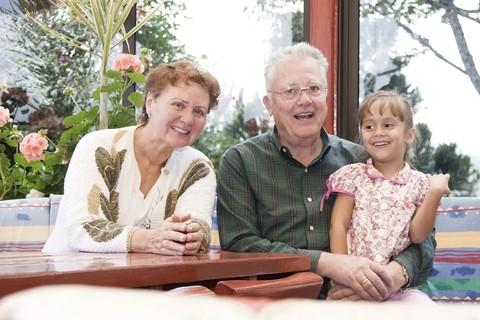 Lo  dimostra una ricerca: i bimbi accuditi dai nonni ingrassano di più