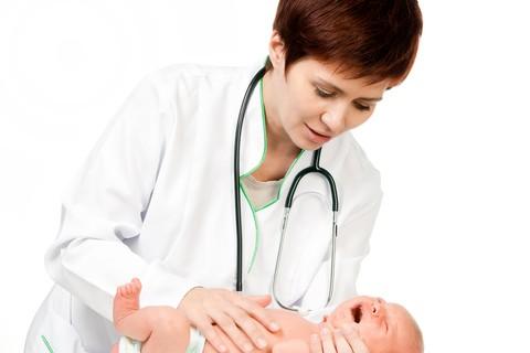 Il meconio ovvero le feci emesse dal bambino nelle  sue prime 24 ore