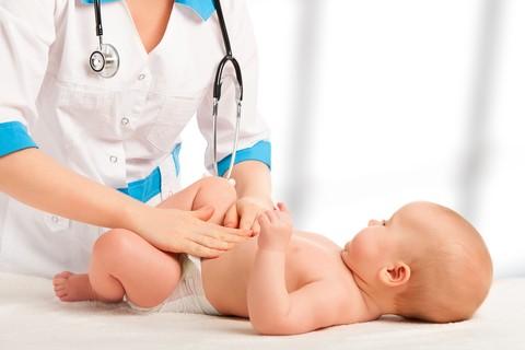 Il 63 per cento dei bambini sotto i 5 anni ha disturbi dermatologici