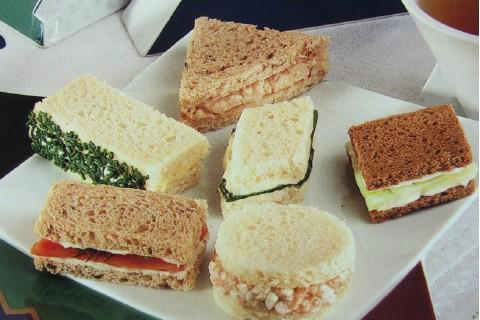 Sandwich alle carote