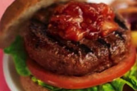 Hamburger alla piastra