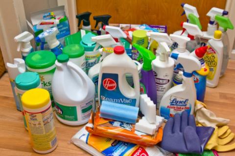 Come abbattere gli inquinanti all'interno della casa