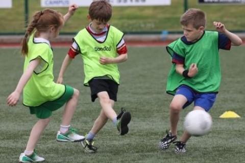 Arterie sane per la vita se lo sport inizia da bambini
