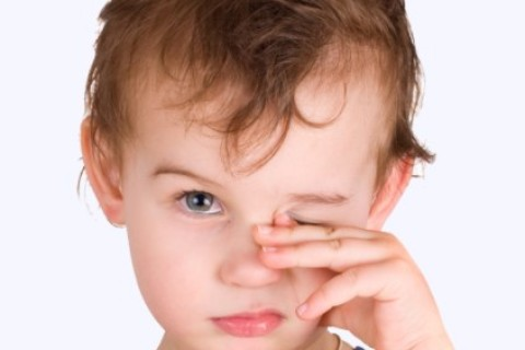 Occhio secco, spesso colpisce i bambini