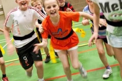Hanno muscoli come atleti ecco perché i bambini sono energici