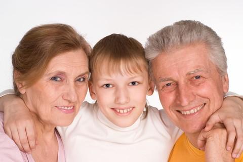 Nonni più reattivi psichicamente e meno attivi fisicamente