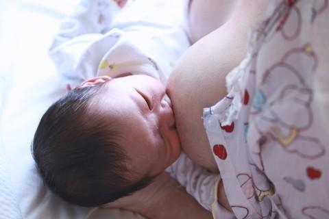Le mamme in forma fisicamente producono latte ricco di batteri buoni