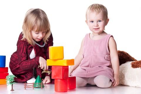 Scelta dei giochi – una decisione spontanea dei bambini