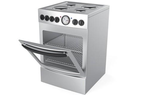 Cottura Dei Cibi Cuocere Al Forno A Gas O Elettrico Statico E Ventilato