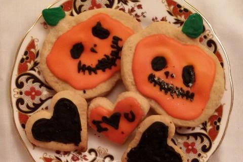 Dolcetti di Halloween di Sakira