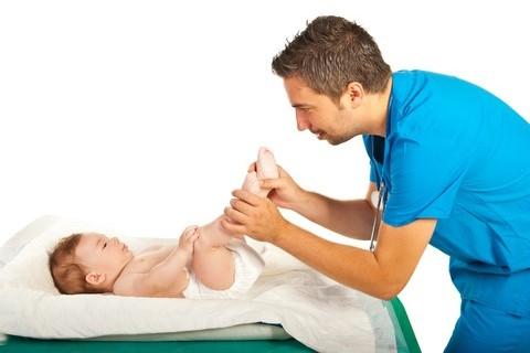 I controlli di salute nel primo anno del bambino