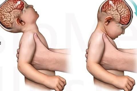 Non scuotere mai un neonato se non smette di piangere