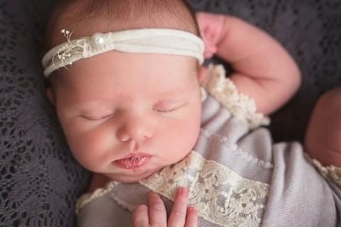 La bava o saliva è fisiologicamente abbondante nel neonato