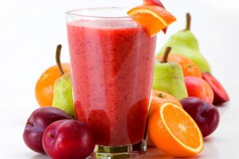 Colazione o merenda mai a base di succhi di frutta