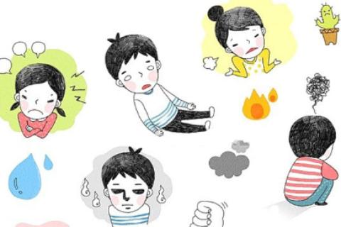 I bambini esprimono le emozioni attraverso i comportamenti