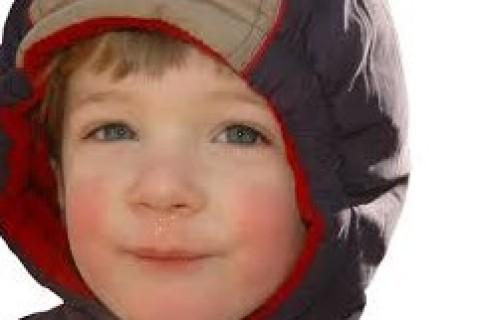 Fa freddo, difendiamo la pelle dei bambini