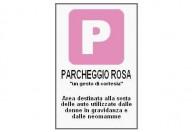 Parcheggi rosa alla riscossa, una conquista sociale da far valere