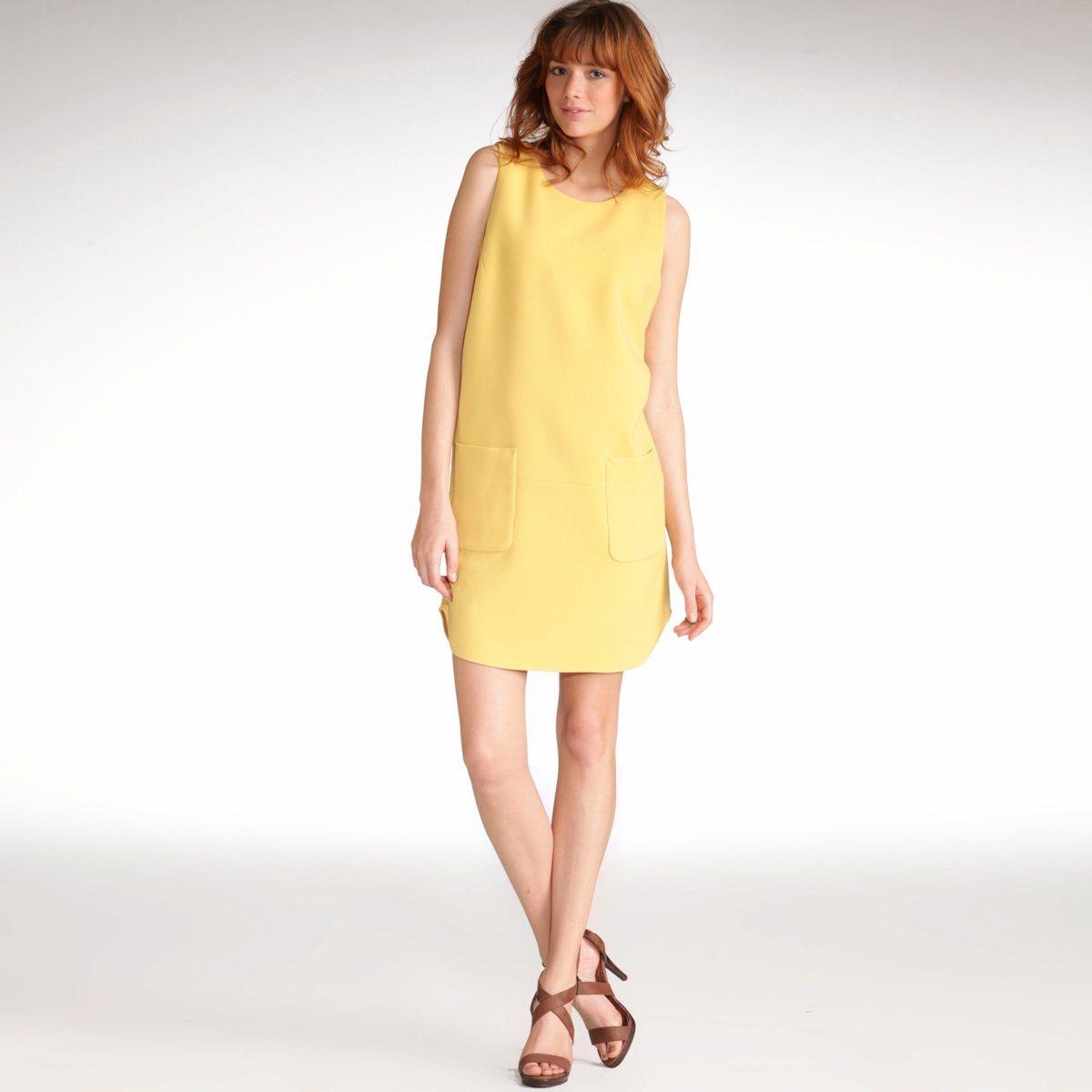 Vestito giallo la redoute
