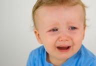 I bimbi restano agitati se lasciati piangere prima della nanna