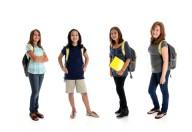 Scuola e abbigliamento: pratico, privo di pericoli e rispettoso