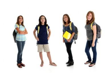 Prima media, tutto è nuovo: insegnanti, compagni e impegno nello studio
