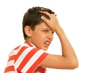 Bambini e mal di testa, il movimento aiuta