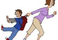 Ad un mese dall'inizio della scuola, lo stress dei genitori dei bambini iperattivi
