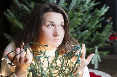 Il Natale non porta  solo gioia, per molti è in arrivo la depressione