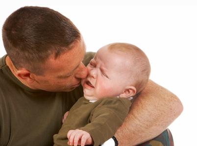 Coliche gassose: frequenti nei neonati, anche se dolorose sono innocue