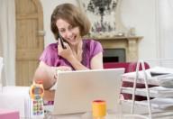 Lavoro a domicilio, è una realtà sempre più frequente anche in Italia