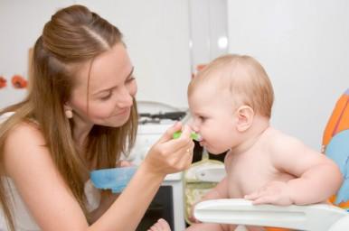 L'importanza dell'alimentazione nel primo anno di vita, il peso triplica