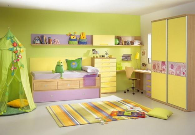 La cromoterapia entra nella stanza dei bambini:il blu concilia il sonno - Guida Genitori
