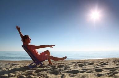 L'abbronzatura è  già un danno solare, vediamo quando esporsi al sole