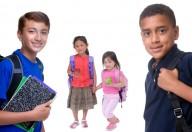 Semplicità e ordine sono le parole chiave per vestire i ragazzi a scuola