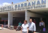 I nostri angeli porteranno letterine e doni ai bimbi in ospedale a Quito
