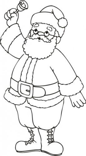 christmas_small_b&w_flashcards