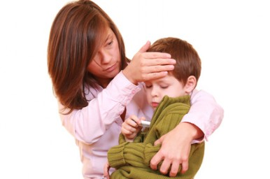 La febbre nei bambini: sfatiamo i falsi miti