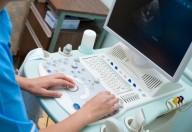 Ecografia pelvica: ultrasuoni  creano echi per indagare utero e ovaie