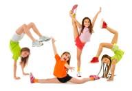 Piccole in sovrappeso: prima di pensare alle diete pratichiamo uno sport