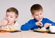 Bambini incontentabili a tavola