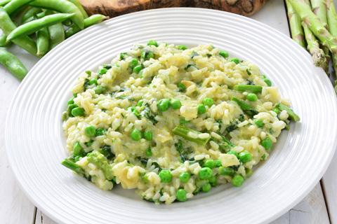 riso agli asparagi