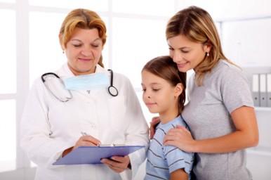 Tutte le visite mediche prima del rientro a scuola