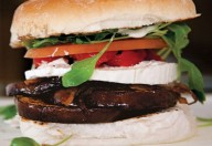 hamburger melanzane