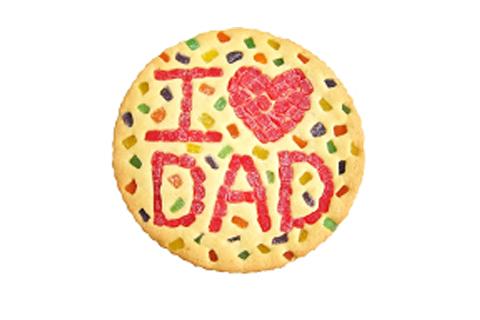 biscotto per papà