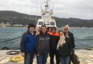 I nostri pediatri nel Mar Egeo tornano a casa