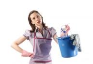 Incidenti domestici in aumento con le pulizie di primavera