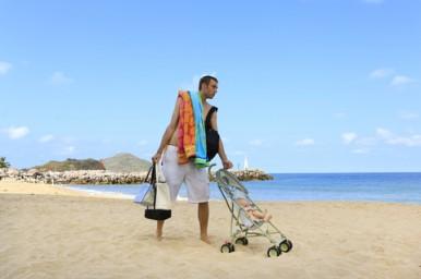 Vacanze con i bambini piccoli: mare o montagna