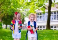 L'emozione del primo giorno di scuola