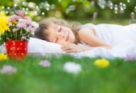 I  bambini non dormono a sufficienza